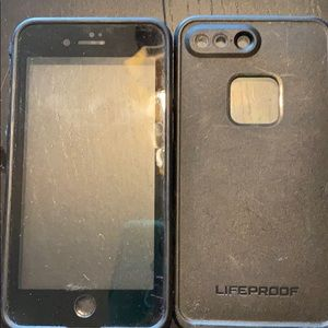 Life proof iPhone 7+ case